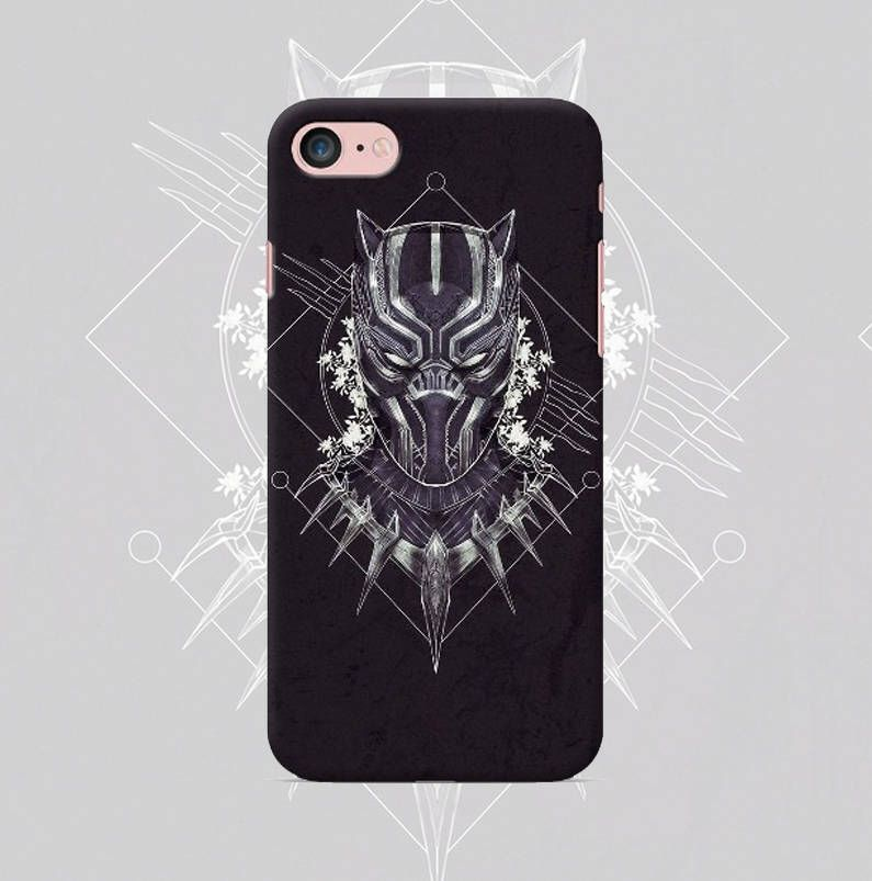 coque iphone 7 plus black panther