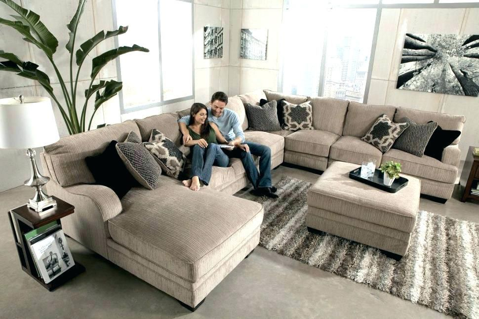 Incredible Nice Oversized Sofa Cool Oversized Comfy Couch Chaise Couches Large Siz Sectional Sofa With Chaise Sectional Sofas Living Room Living Room Sectional