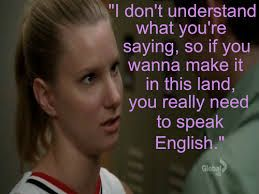 Photo of Brittany, not understanding a word Rory is saying because of his Irish accent. l…