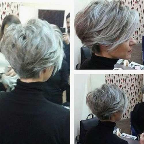 20+ Ideale Bob-Frisuren für Frauen über 50  #aktuellekurzhaarfrisuren #ausgefa… – Boda fotos