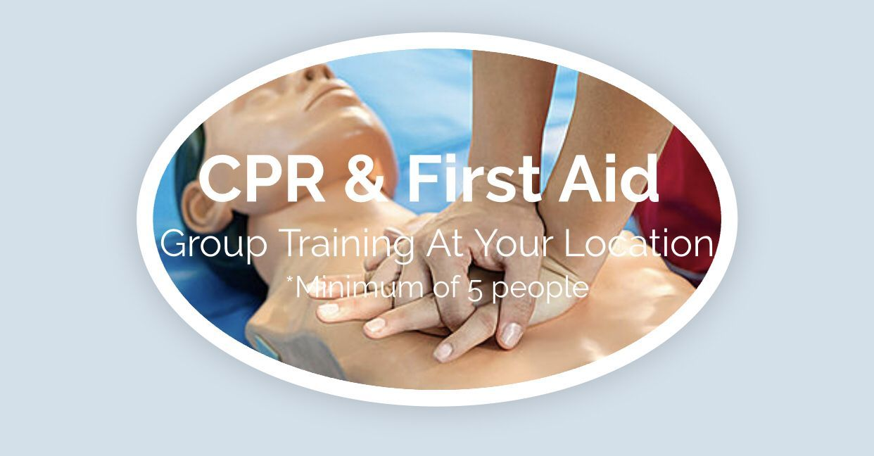 We Can Host A Cpr First Aid Training At Your School Staff Training Training Topics Staff Motivation
