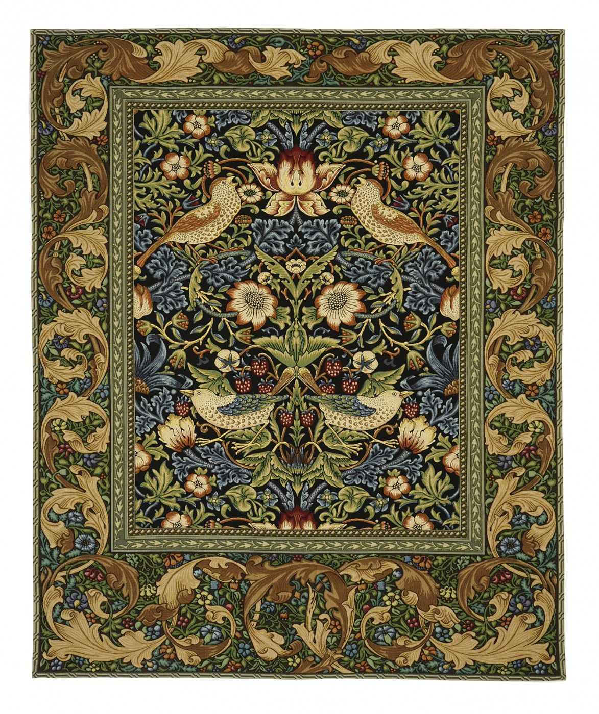 William Morris Rugs Reproductions