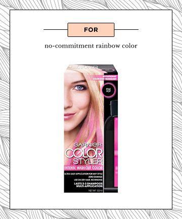 Best For Semi Permanent Mermaid Hair Garnier Color Styler 8