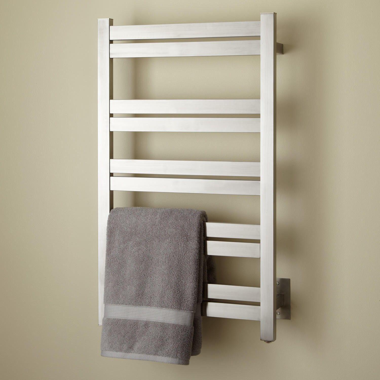 Bathroom towel heater - 20 Brenton Extra Tall Hardwired Towel Warmer