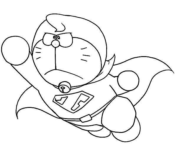 Super Doraemon Coloring Pages Netart Coloring Pages Doraemon Coloring Pictures