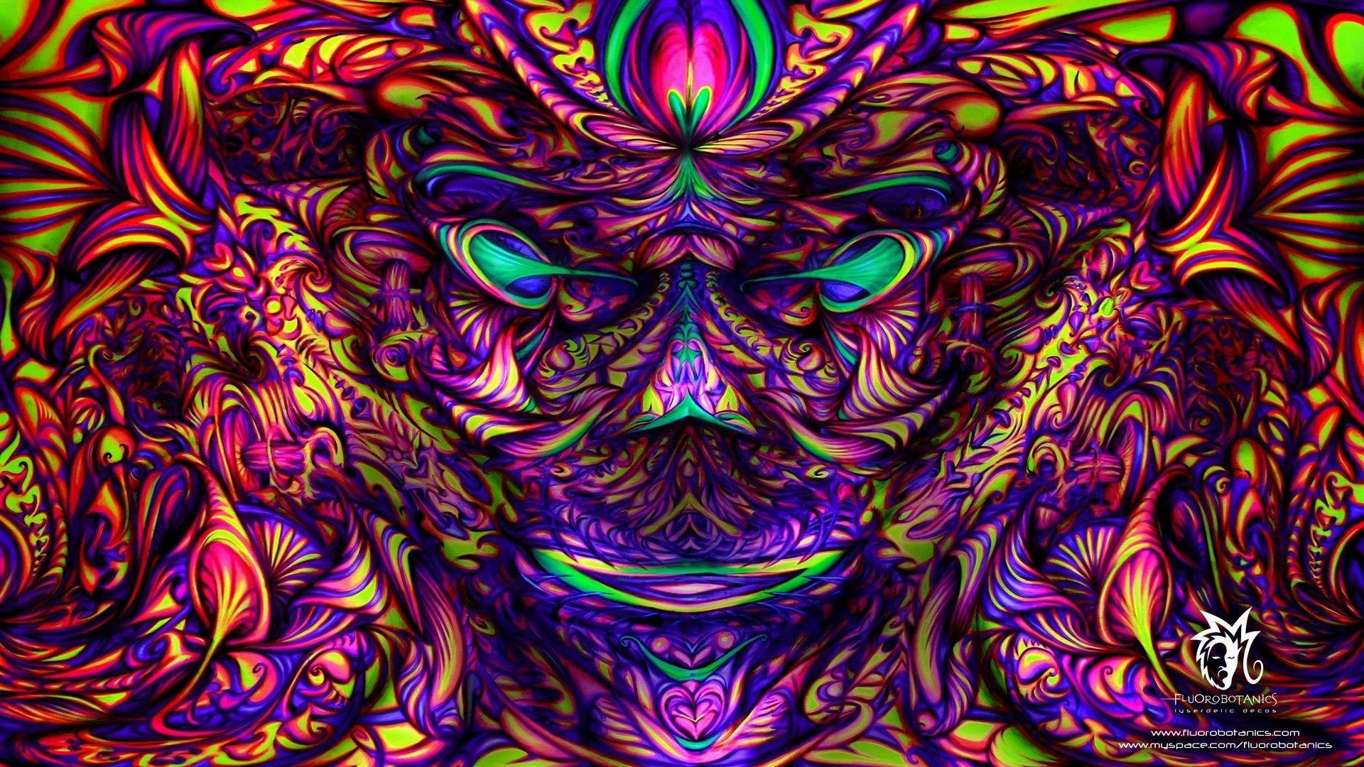Psychedelic Wallpapers HD 1920×1080 Trippy Desktop