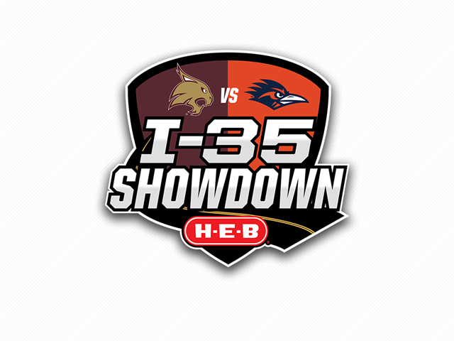 Pin By Madelon Allen Creative On Athletics Logos Texas State Athletics Logo H E B