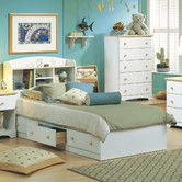 Found it at Wayfair - Newbury Twin Mate Bed Box with Storage