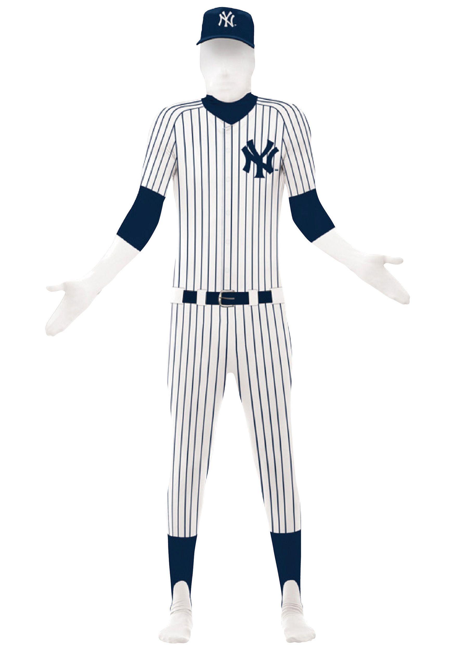 promo code e79c1 e3a96 Mens New York Yankees Costume | NYE - Iconic New York ...