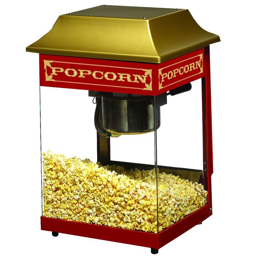 Star J4r Mini Jetstar 4 Oz Popcorn Popper Popcorn Machine