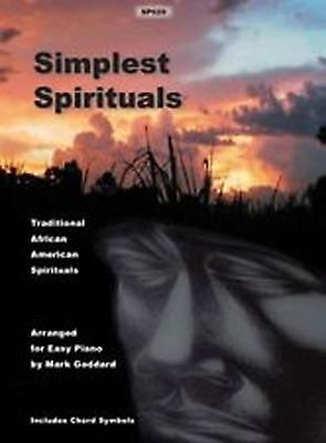 Simplest #spirituals for #piano by mark #goddard easy beginner sheet music b30,  View more on the LINK: http://www.zeppy.io/product/gb/2/181688674603/