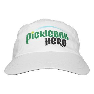 Be a PICKLEBALL HERO on the court this summer with this stylish Pickleball Hat! 15% Discount!