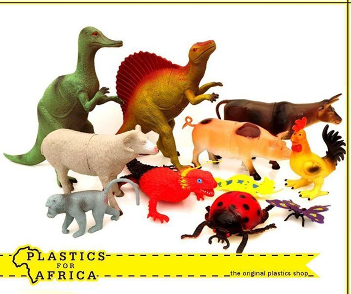 Hey kids! At #PlasticsForAfrica we have fun and wacky animal toys available, from dinosaurs to the most wackiest animals that you have ever seen, ask your parents to bring you down to our nearest branch and explore our range of toys. #Toys