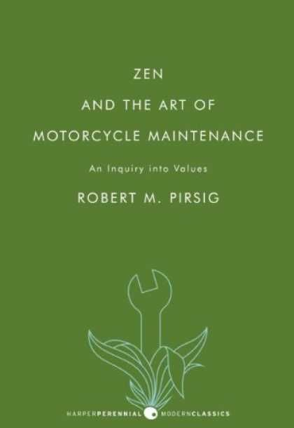 a personal response to zen and the art of motorcycle maintenance The title is an apparent play on the title of the book zen in the art of archery by eugen herrigel in its introduction, pirsig explains that, despite its title, it should in no way be associated with that great body of factual information relating to orthodox zen buddhist practice it's not very factual on motorcycles.