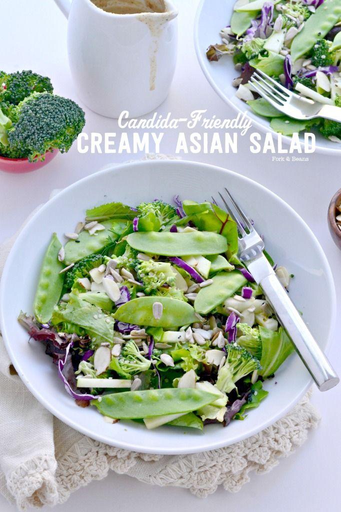 Veggie Asian Salad