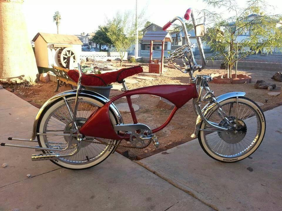 Pin By Willie Northside Og On Lowrider Bikes By Guillerno Pinterest