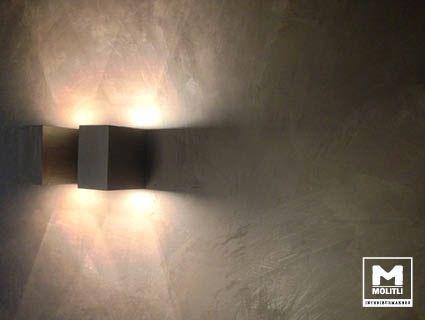 Wij zijn gespecialiseerd in complete badkamer verbouwingen dit houdt ook in het stucen van - Berg wandlamp ...