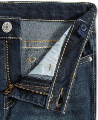 1e1b12be Levi's 502 Regular Tapered Fit Jeans, Big Boys - Tan/Beige 18. Levi's 511  Slim ...