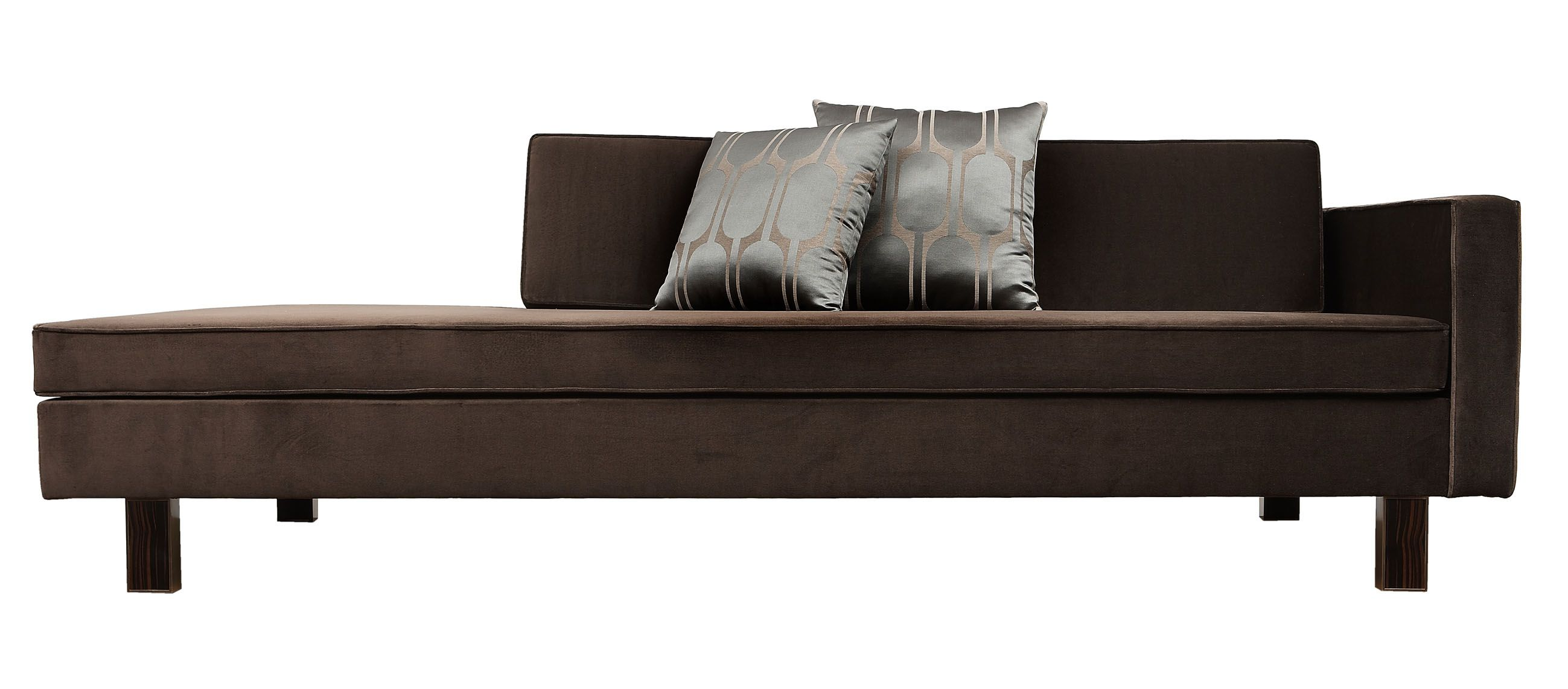 """Handmade sofa, model """"Undress"""", designed by Two Is Company."""