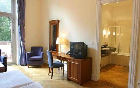 Hotel Alsterblick, Hamburg  >>