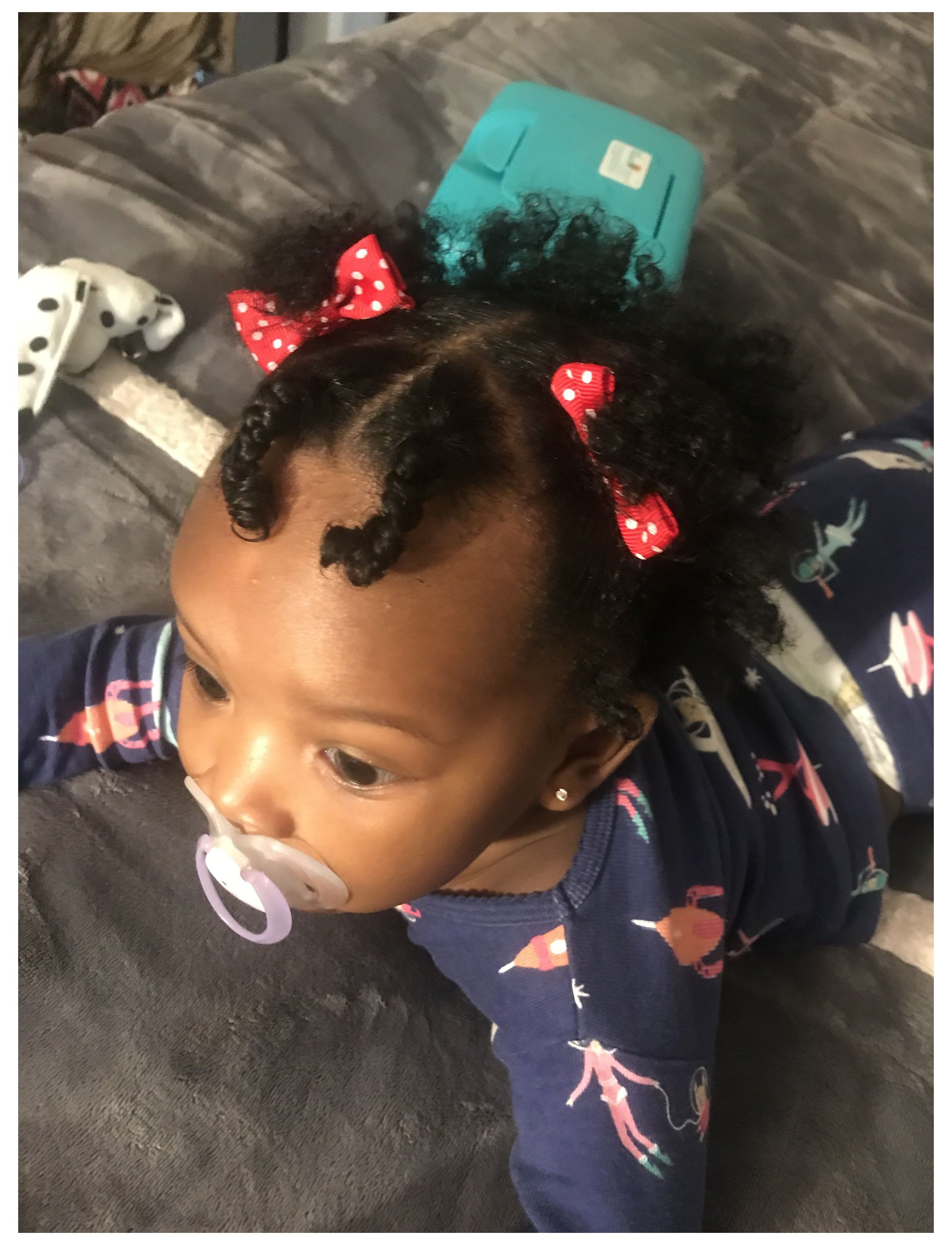 6 Month Baby Girl Hairstyles 6monthbabygirlhairstyles Baby Hairstyles Baby Girl Hairstyles Black Baby Girl Hairstyles