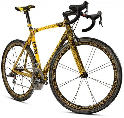 Lance Armstrong Trek Madone Bike and Giro Helmet - Obey Giant | Trek  bicycle, Bicycle, Trek bikes