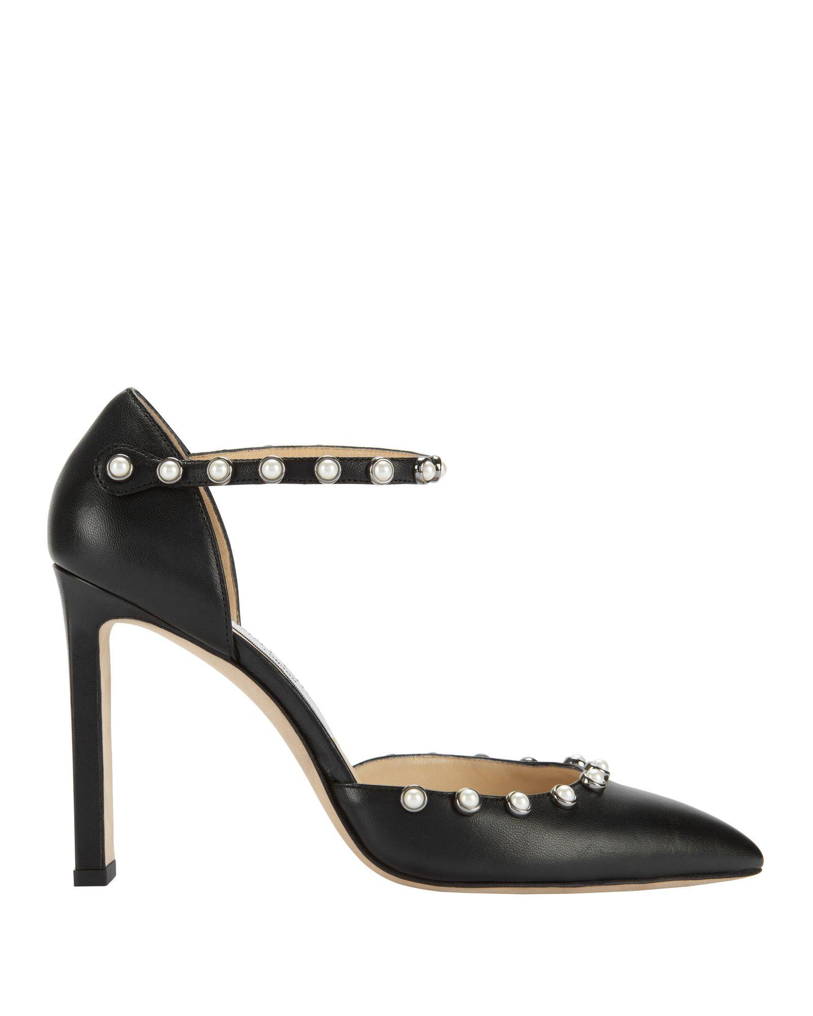 d4a55ba803e JIMMY CHOO Leema Pearl-Studded Pumps.  jimmychoo  shoes