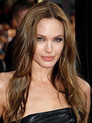 Angelina Jolie Hair Color Angelina Jolie Hair Angelina Jolie Face Hair Color