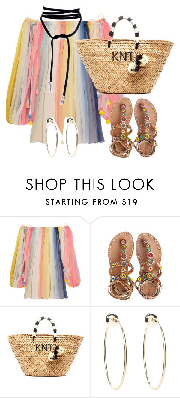 """Sábado"" by psicomayte30 ❤ liked on Polyvore featuring Chloé, Laidback London, Kayu and Bebe"