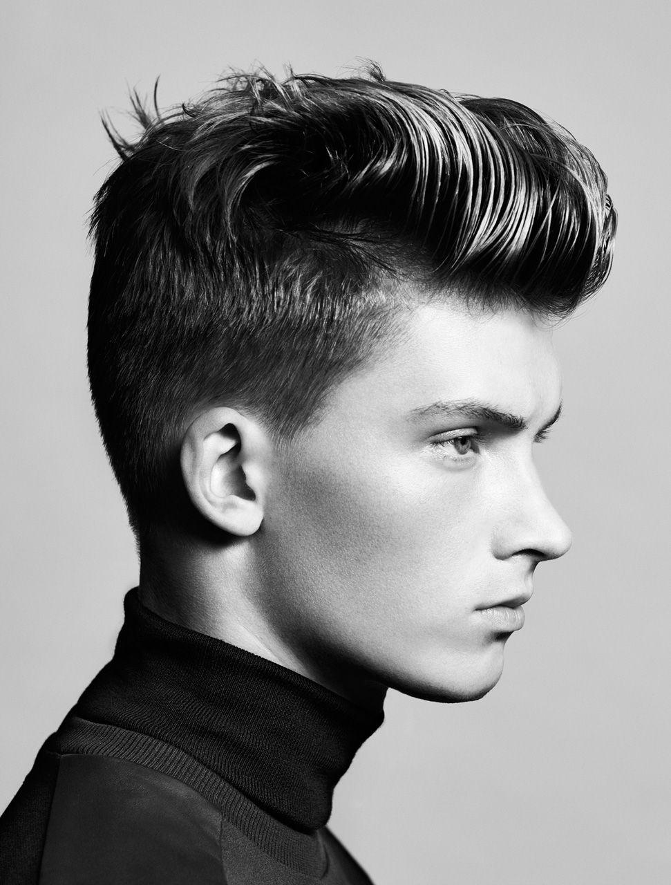 the haircut -- VMan | Haircuts for men, Medium hair styles