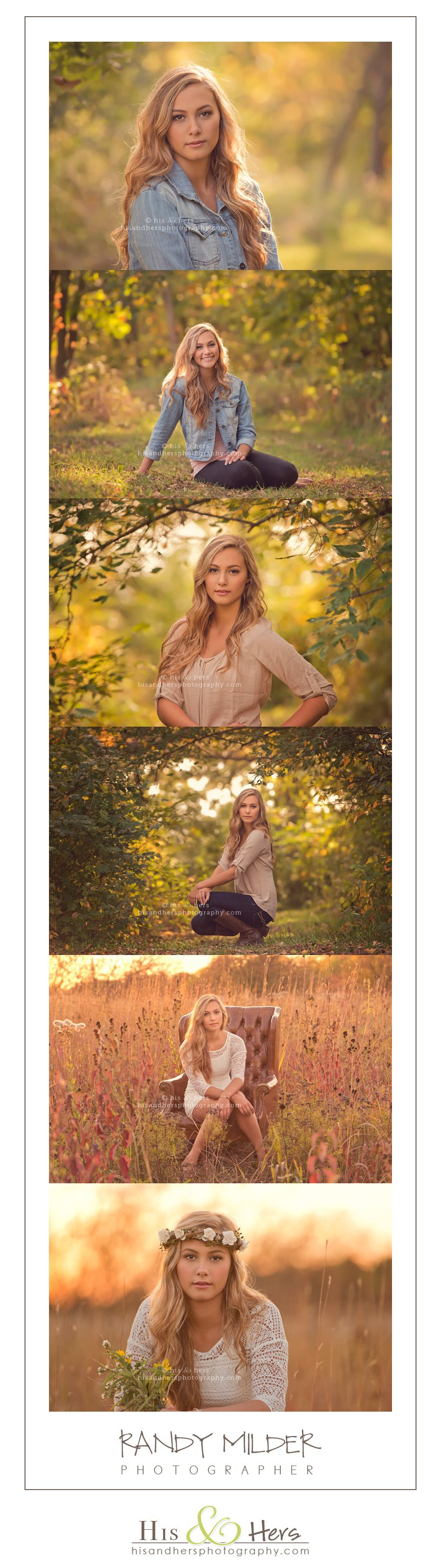 Senior pictures #photography [ IPromiseStudio.com ]