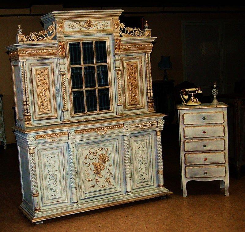 Henri 2 pinterest meuble cuisine neuve et r novation for Meuble henri 2 relooke