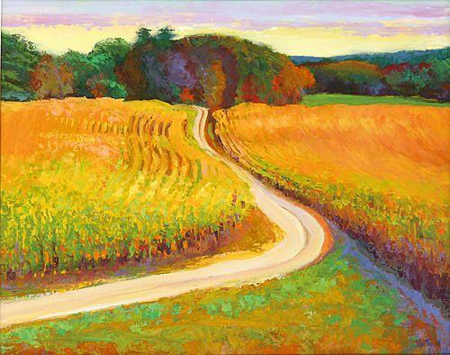 corn fields michael mactavish