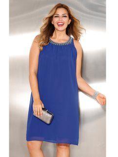 Tienda Tallas Grandes Moda Glamorous Talla Grande Venca Ropa Vestidos De Mujer Moda