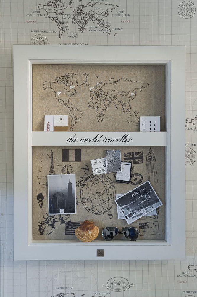 INSPIRATION: the world traveler … | Wohnen | Pinte…
