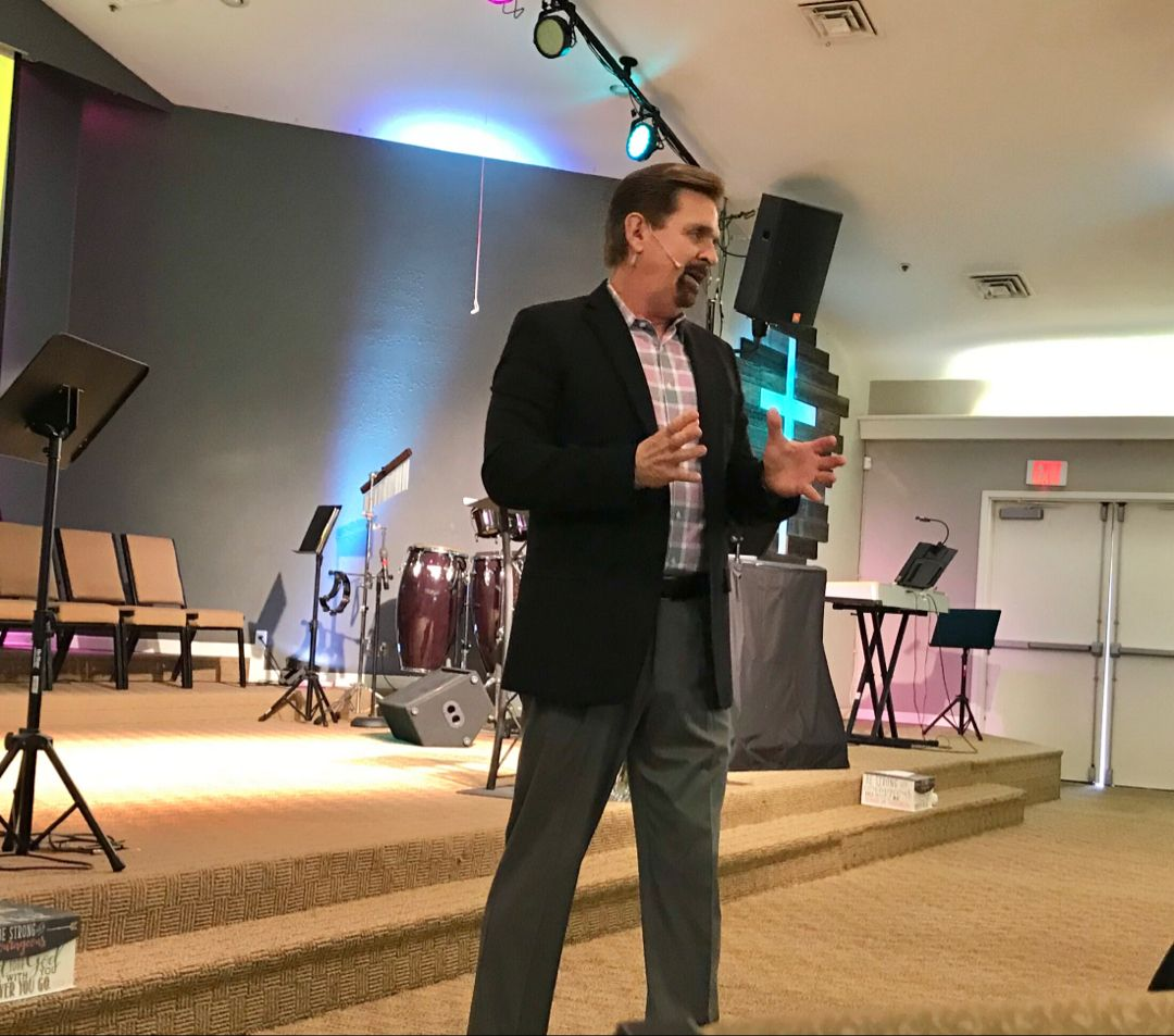 Preach it Brentwood california, Assemblies of god