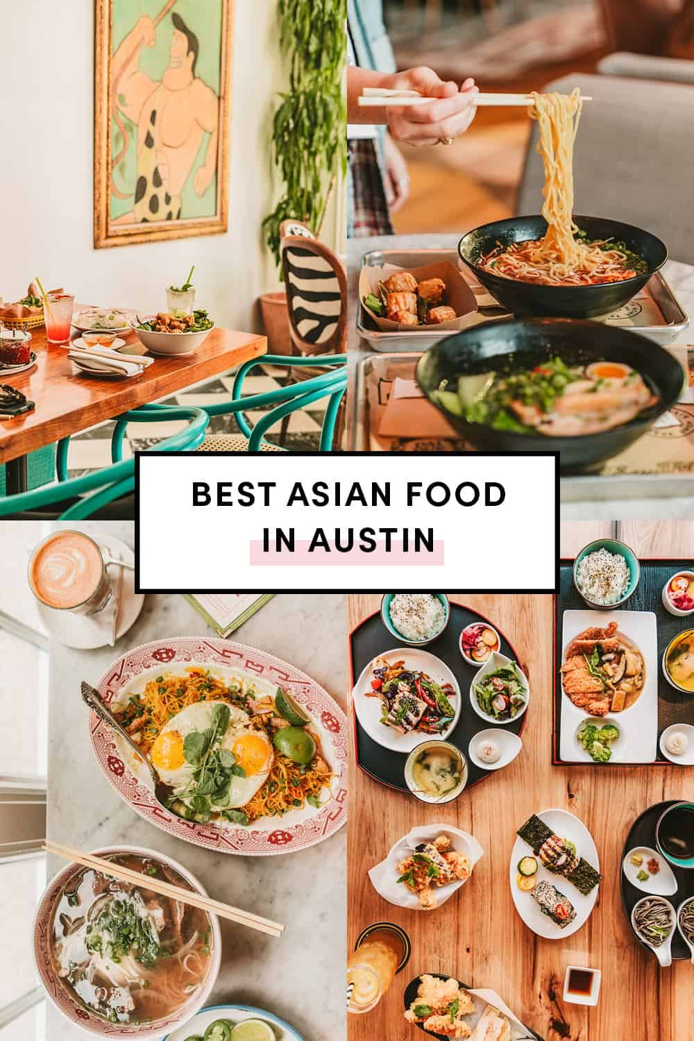 Best Asian Food In Austin A Taste Of Koko In 2020 Asian Food Austin Asian Recipes Food