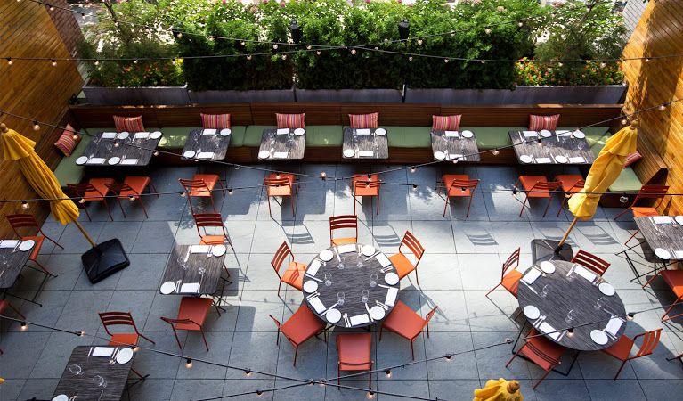 aretsky's patroon | rooftop bar #midtown | Rooftop bars ...
