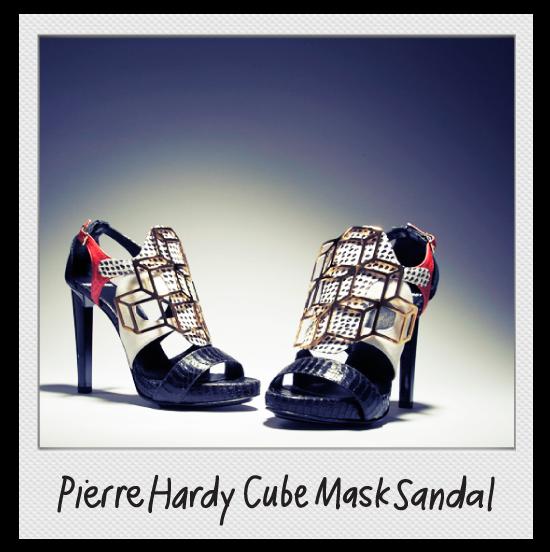 Peirre Hardy #serioushoes http://bit.ly/JG2FbD @Barneys New York