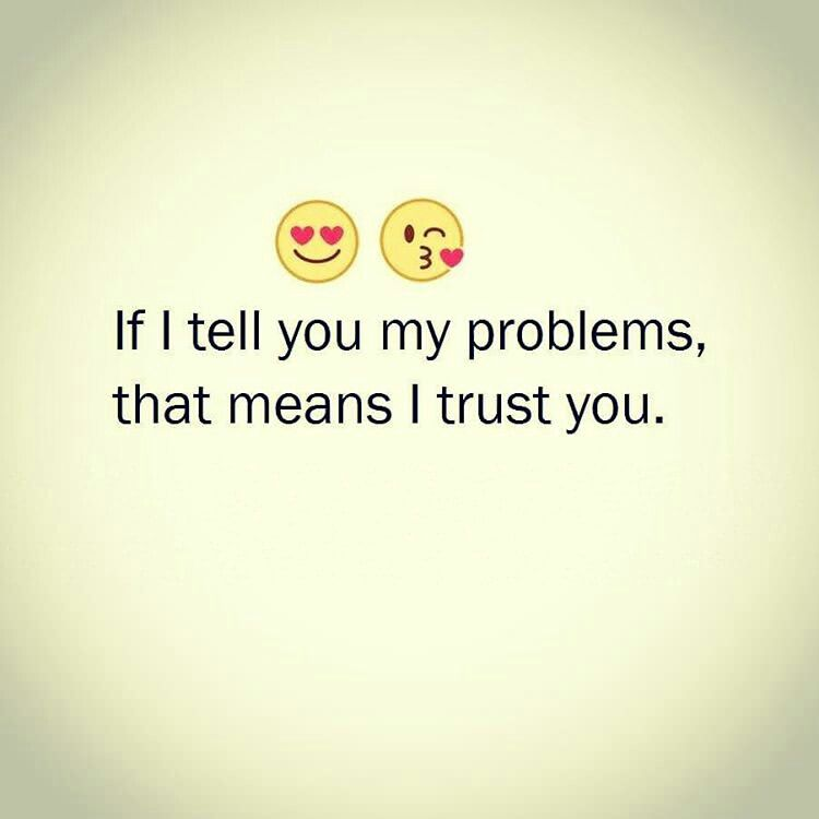 U trust me meaning in hindi