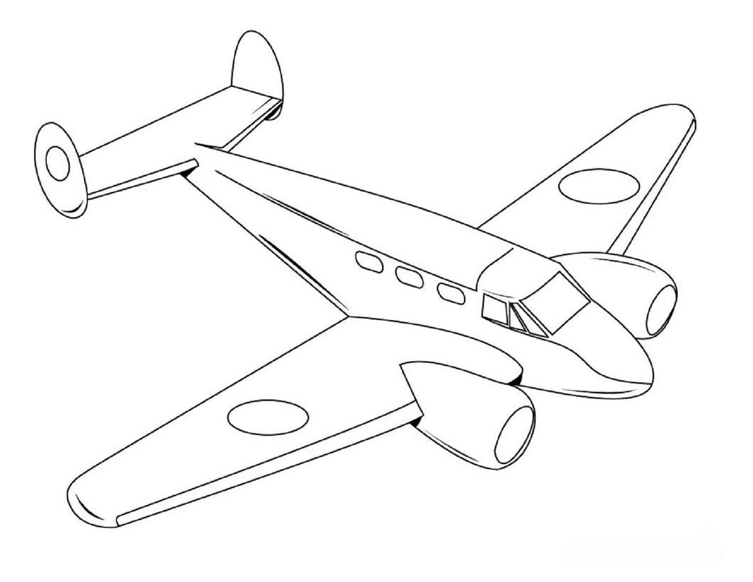 Planes Coloring Pages For Vehicle Coloring Fun Dear Joya Kids