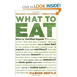The ultimate reference, yet still amusing, this book takes you on a guided tour of the supermarket. Along the way, it tells you just what you need to know about everything from food labels, to nutrition and health claims, and shows you how to make the best decisions for yourself and your own needs.