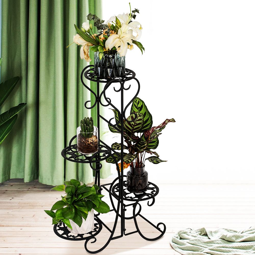 Patio Plant Pot Flower Planter Garden Home Indoor Outdoor Decor Ornament Holder