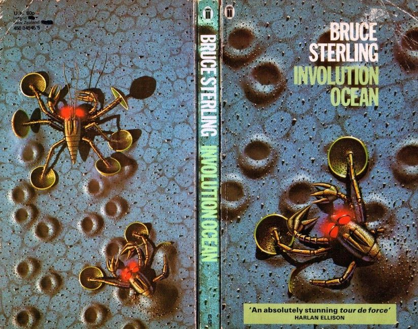 Bruce Sterling Involution Ocean My Worlds Of Science