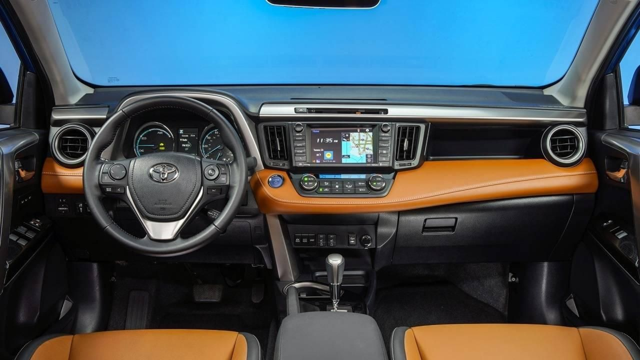 2018 Toyota Rav4 Hybrid Suv Pricing For Edmunds With Picture Release Date And Review