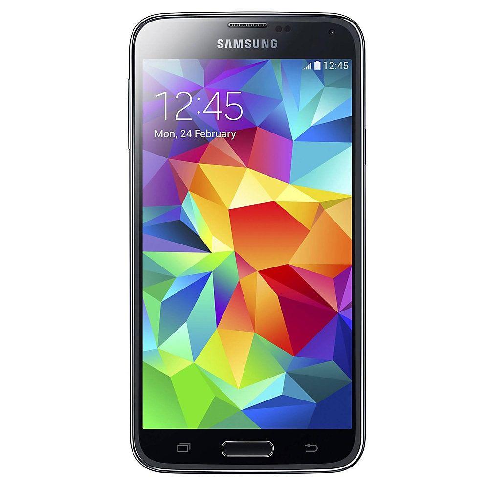 Samsung Galaxy S5 G900a Refurbished Cell Phone Black Psc100007 Item 433211 Samsung Galaxy S5 Cases Samsung Galaxy S5 Samsung Galaxy Tab