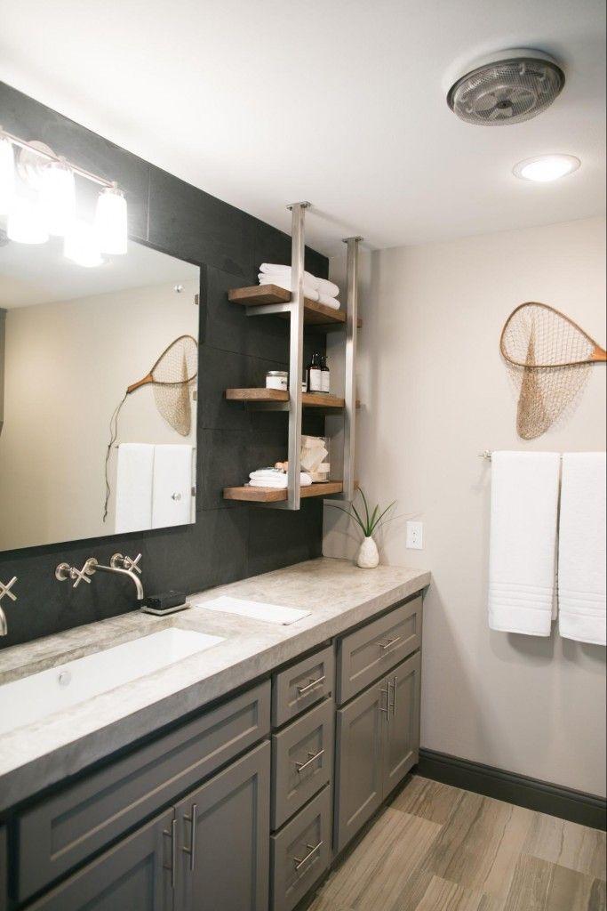 The Peach House Magnolia Homes Fixer Upper Bathroom Bathroom