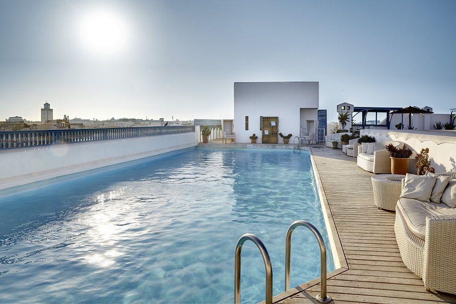 hotel riad avec piscine chauff e essaouira l 39 heure