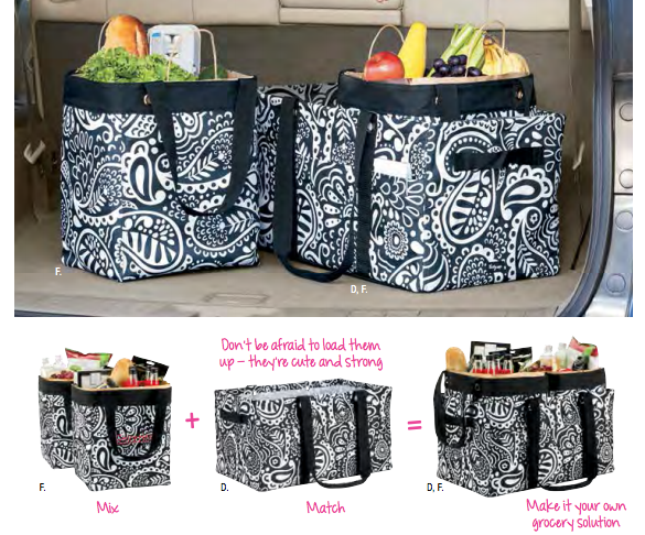 The Essential Storage Totes 2 Fit Perfectly Into The Deluxe