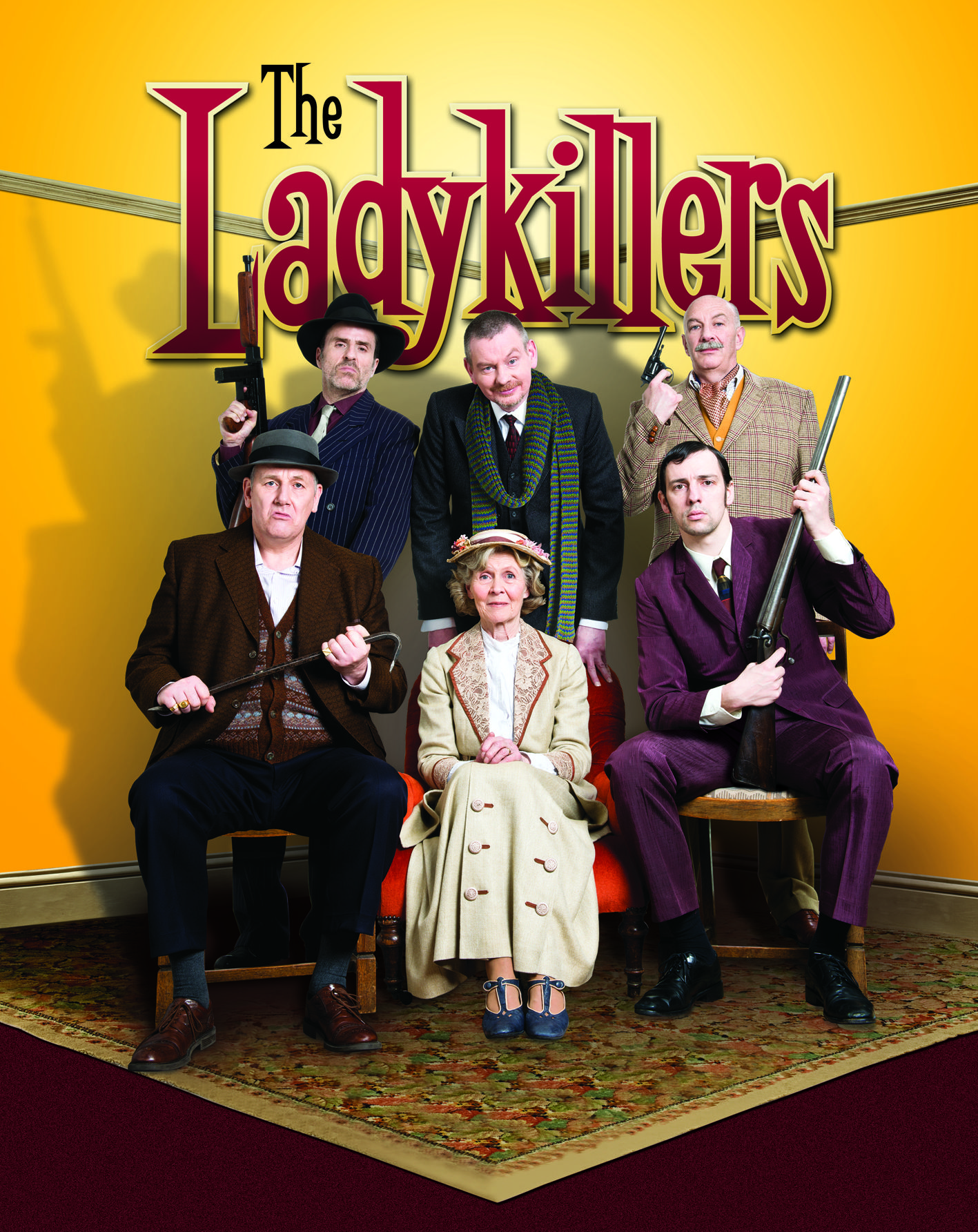 the ladykillers � vaudeville theatre the good review